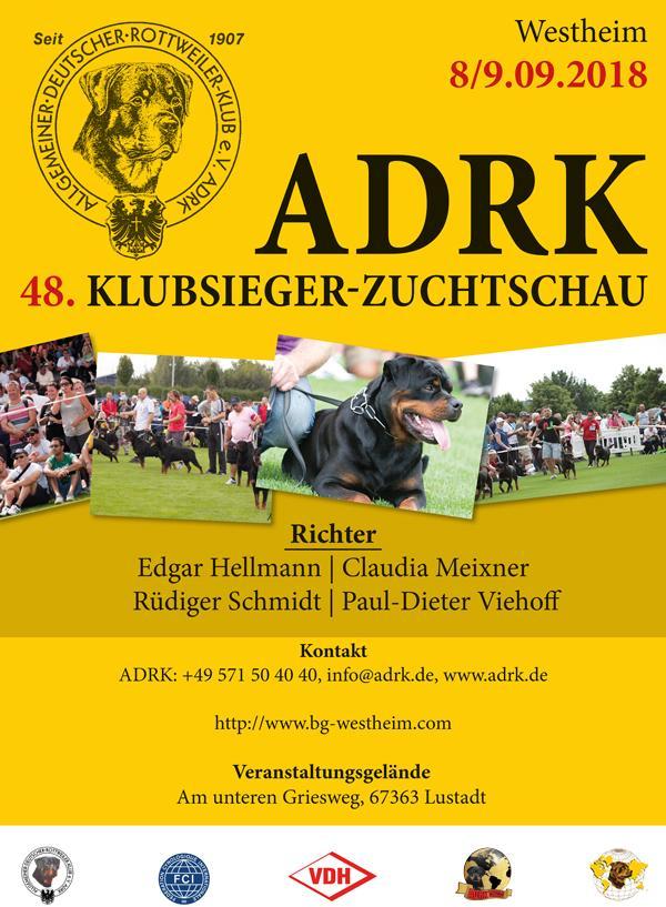 KS_Poster SOCIAL STREAM - ADRK KLUB SIEGER 2018