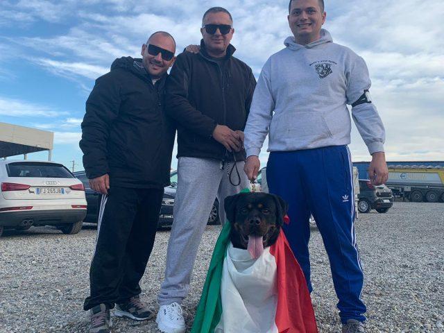 Agamennone-della-Folgore-Nera-Campione-Italiano-640x480 IL BLOG - Dell'Antico Guerriero