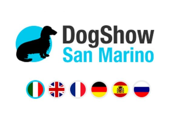 Dog Show San Marino - Logo Manifestazione