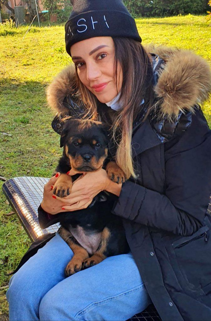 """RENESMEE-DellAntico-Guerriero-673x1024 Lettera """"R"""" - Tutti i Cuccioli con le nuove Famiglie Allevamento Francesco Zamperini News News - Zamperini Rottweiler Scelte da Zamperini"""